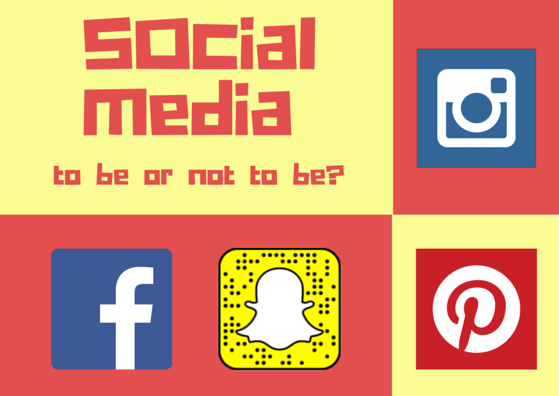 Social media – to be or not to be?