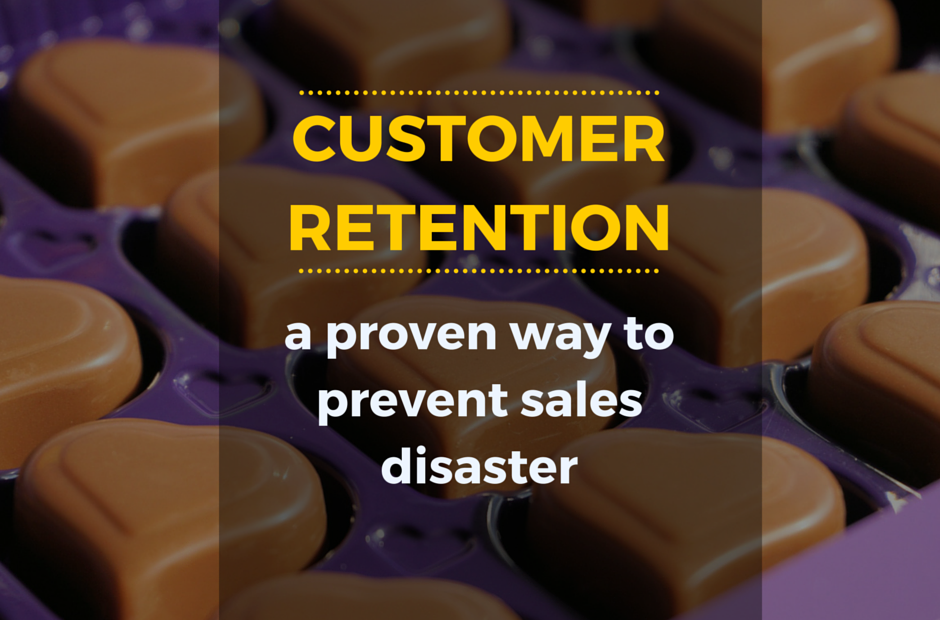 Customer retention – a proven way to prevent sales disaster