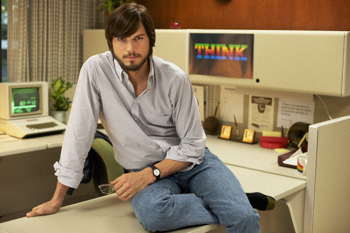 Jobs - 12 best movies about marketing and advertising