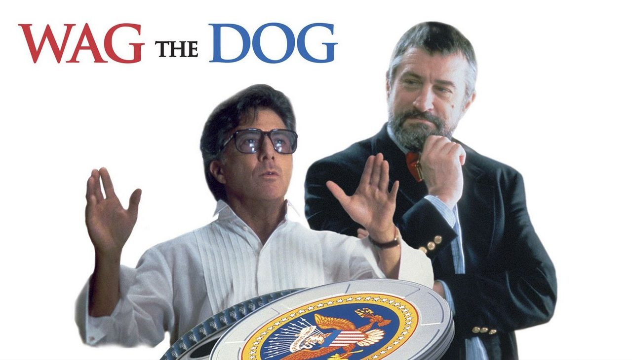 wag the dog movie - 12 best movies about marketing