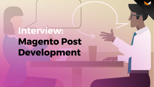 Interview: Magento Post development